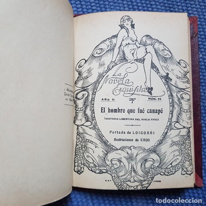 Libros antiguos: Champseur: Japonesitas de amor - El hombre que fue canapé, una novela libertina del siglo XVIII - Foto 3 - 175808822