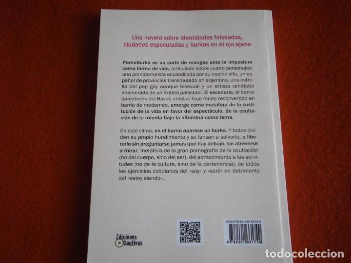 Libros antiguos: libro pornoburka - Foto 2 - 222438256
