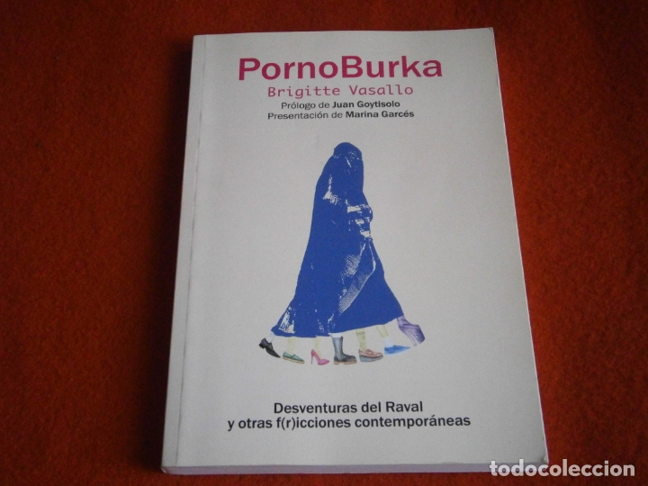 LIBRO PORNOBURKA (Libros antiguos (hasta 1936), raros y curiosos - Literatura - Narrativa - Erótica)
