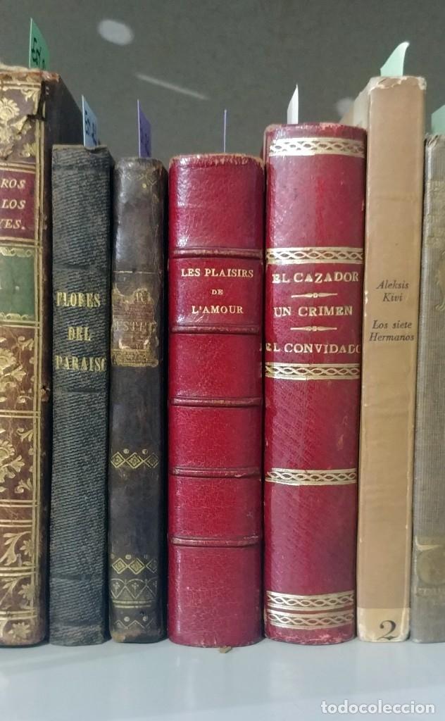 Libros antiguos: LES PLAISIRS DE L'AMOUR OU RECUEIL DE CONTES, HISTOIRES & POËMES GALANS. APOLLON, 1782 (3 VOLS.) - Foto 14 - 114048135