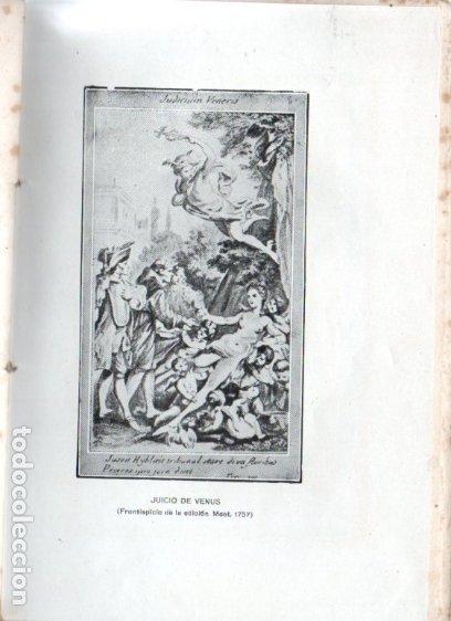 Libros antiguos: LA ACADEMIA DE LAS DAMAS PRIMERA PARTE (LÓPEZ BARBADILLO, 1922) - Foto 2 - 39631863