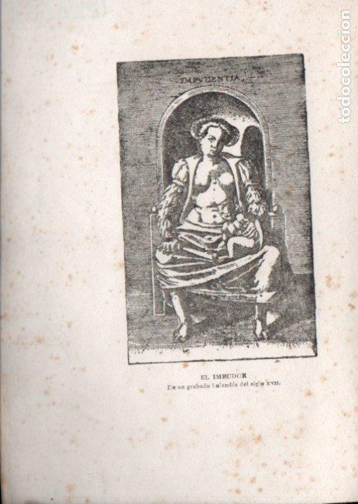 Libros antiguos: LA ACADEMIA DE LAS DAMAS SEGUNDA PARTE (LÓPEZ BARBADILLO, 1933) - Foto 3 - 39631795