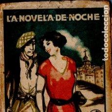 Libros antiguos: ANTONIO CASERO : MIGUELILLO DE LA CAVA (LA NOVELA DE NOCHE,. Lote 178839991