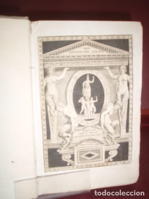 MONUMENS DE LA VIE PRIVEE DES DOUZE CESARS 1786 (Libros antiguos (hasta 1936), raros y curiosos - Literatura - Narrativa - Erótica)