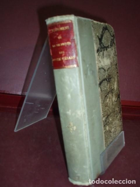 Libros antiguos: MONUMENS DE LA VIE PRIVEE DES DOUZE CESARS 1786 - Foto 4 - 179036811