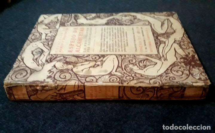 Libros antiguos: Espejo de alcahuetas. La philosophie des courtisanes. Ónix. Colección raros y exquisitos. 1920 - Foto 2 - 182551040