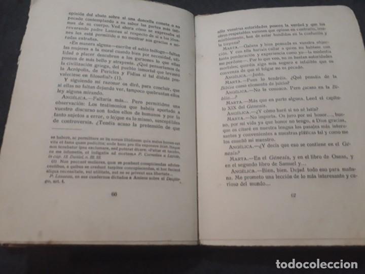 Libros antiguos: Espejo de alcahuetas. La philosophie des courtisanes. Ónix. Colección raros y exquisitos. 1920 - Foto 6 - 182551040