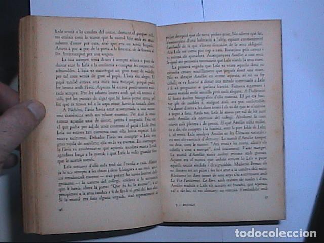 Libros antiguos: MANUELA. NOVEL·LA DEL FILM NOIES DUNIFORME.1935. CHRISTA WINSLOE. PRIMER FILM DE TEMÁTICA LÉSBICA. - Foto 3 - 191263076