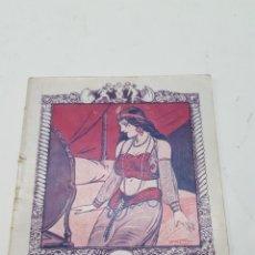 Libros antiguos: (ERÓTICA) FAGETTI, A. LOS ARDORES DE LA PRINCESA. BARCELONA, SIN FECHA, AÑOS 20. EL CUENTO CLÁSICO. Lote 191891550