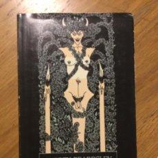 Libros antiguos: AUBREY BEARDSLEY. VENUS I TANNHAÜSER.. Lote 192903727