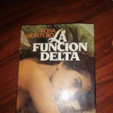 Libros antiguos: LA FUNCIÓN DELTA. Lote 194698282