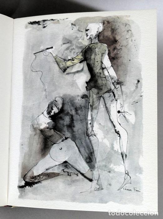 Libros antiguos: PAULINE RÉAGE LÉONOR FINI HISTOIRE DO 1968 muy ilustrado erotismo literatura erótica edición numera - Foto 3 - 195415905