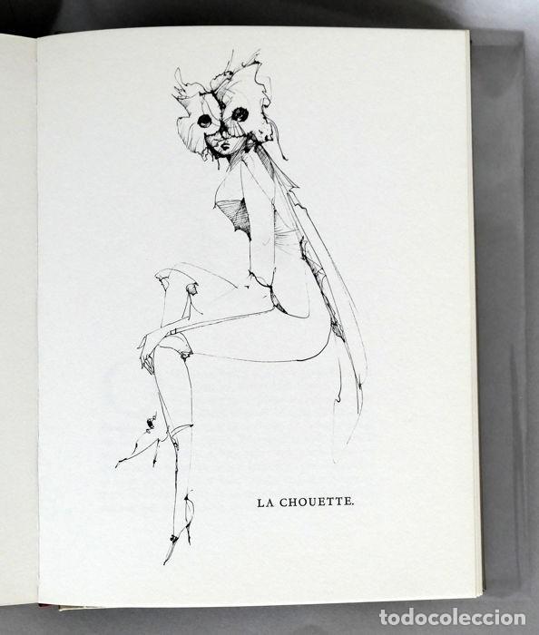 Libros antiguos: PAULINE RÉAGE LÉONOR FINI HISTOIRE DO 1968 muy ilustrado erotismo literatura erótica edición numera - Foto 4 - 195415905