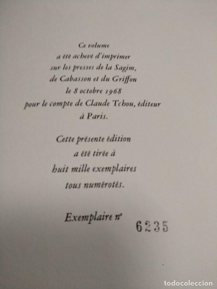 Libros antiguos: PAULINE RÉAGE LÉONOR FINI HISTOIRE DO 1968 muy ilustrado erotismo literatura erótica edición numera - Foto 7 - 195415905