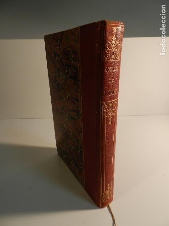 Libros antiguos: JEAN DE LA FONTAINE, OUDRY, LANCRET, BOUCHER, FRAGONARD (ILLUSTRATEURS) - 1903/1904 ERÓTICA EROTISMO - Foto 2 - 196123296