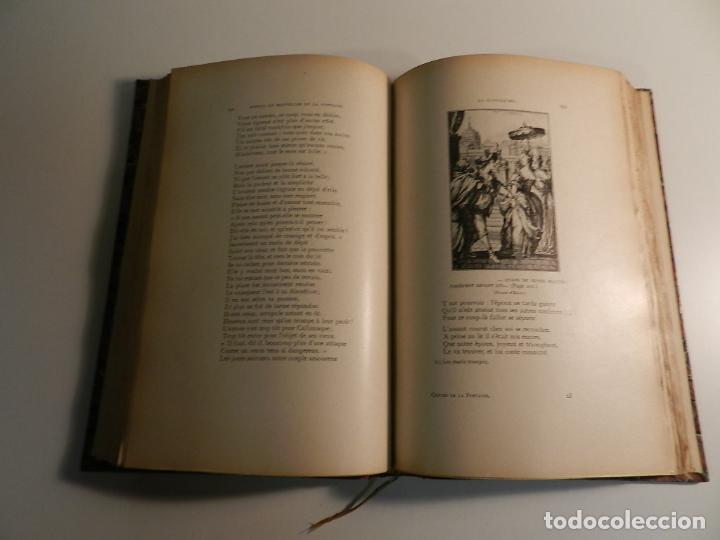Libros antiguos: JEAN DE LA FONTAINE, OUDRY, LANCRET, BOUCHER, FRAGONARD (ILLUSTRATEURS) - 1903/1904 ERÓTICA EROTISMO - Foto 4 - 196123296