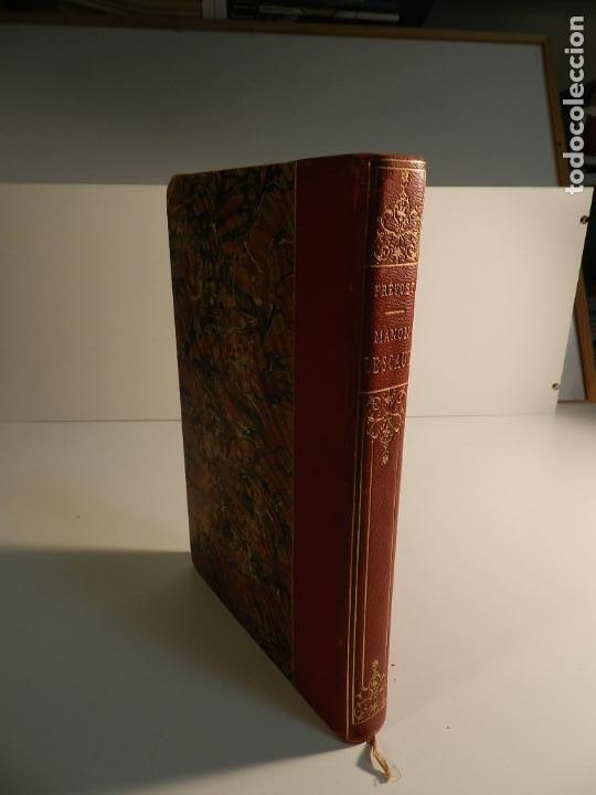 Libros antiguos: MANON LESCAUT LABBE PREVOST / ED J. TALLANDIER PARIS 1903/1904 - Foto 2 - 196123613