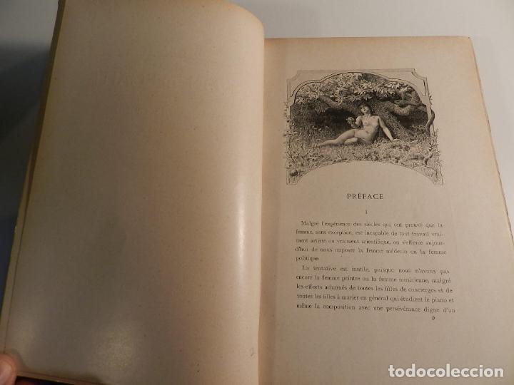 Libros antiguos: MANON LESCAUT LABBE PREVOST / ED J. TALLANDIER PARIS 1903/1904 - Foto 4 - 196123613