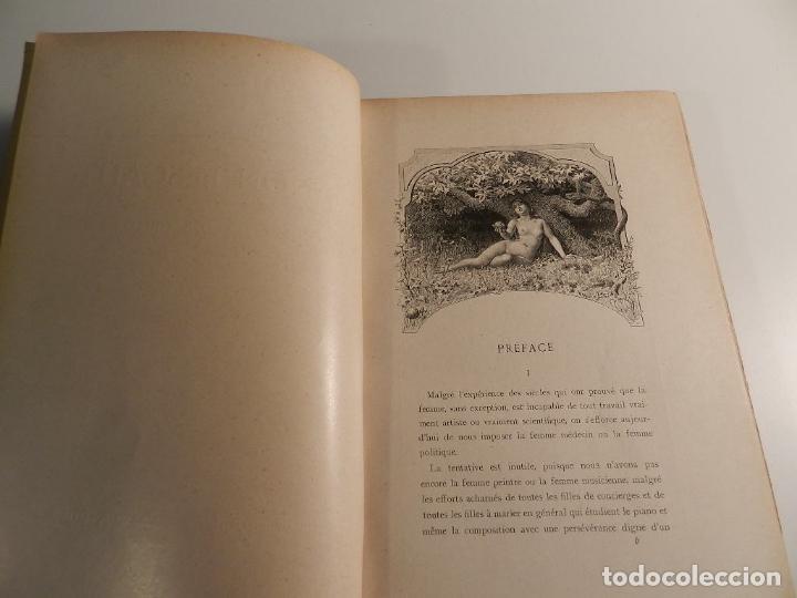 Libros antiguos: MANON LESCAUT LABBE PREVOST / ED J. TALLANDIER PARIS 1903/1904 - Foto 5 - 196123613