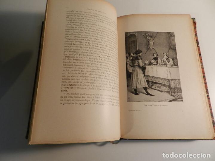 Libros antiguos: CONTES DE BOCCACE ILUSTRATIONS JACQUES WAGREZ / ED J. TALLANDIER PARIS 1903/1904 ERÓTICA EROTISMO - Foto 6 - 196124115