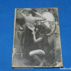 Libros antiguos: (MF) ERÓTICO - LILIAN EDITH - LAS AMIGAS LOCAS ARDORES DE UNA INGENUA Y UNA TRIBADA VICIOSA, LESBOS. Lote 196899232