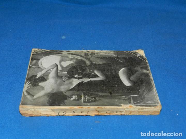 Libros antiguos: (MF) ERÓTICO - LILIAN EDITH - LAS AMIGAS LOCAS ARDORES DE UNA INGENUA Y UNA TRIBADA VICIOSA, LESBOS - Foto 2 - 196899232