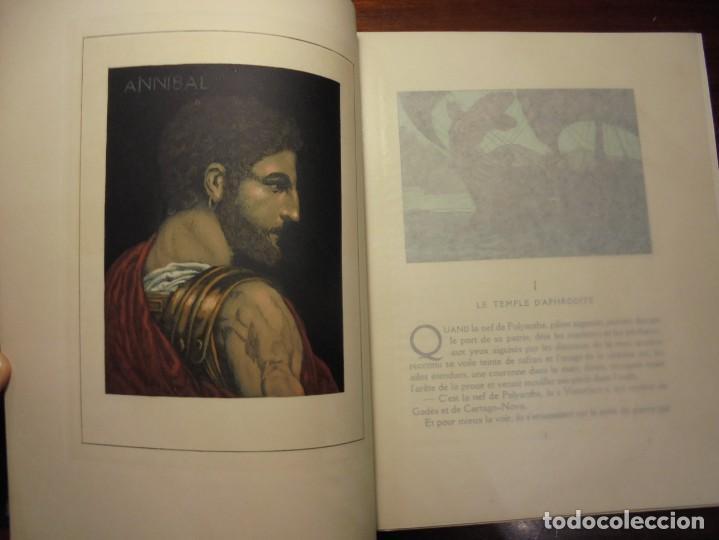 Libros antiguos: BIBLIOFILIA. BLASCO IBAÑEZ. SONICA. EROTICA. EDICIÓN NUMERADA. 1928. - Foto 4 - 197867911