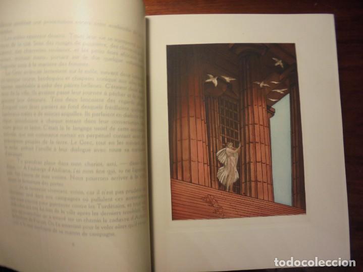 Libros antiguos: BIBLIOFILIA. BLASCO IBAÑEZ. SONICA. EROTICA. EDICIÓN NUMERADA. 1928. - Foto 5 - 197867911