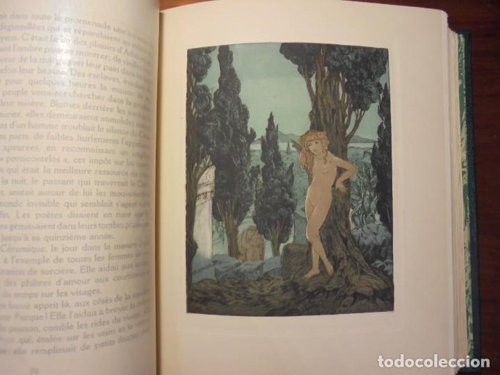 Libros antiguos: BIBLIOFILIA. BLASCO IBAÑEZ. SONICA. EROTICA. EDICIÓN NUMERADA. 1928. - Foto 8 - 197867911