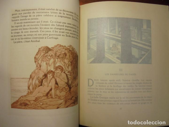 Libros antiguos: BIBLIOFILIA. BLASCO IBAÑEZ. SONICA. EROTICA. EDICIÓN NUMERADA. 1928. - Foto 9 - 197867911