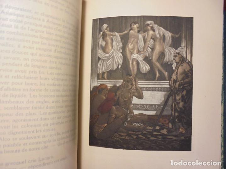 Libros antiguos: BIBLIOFILIA. BLASCO IBAÑEZ. SONICA. EROTICA. EDICIÓN NUMERADA. 1928. - Foto 11 - 197867911