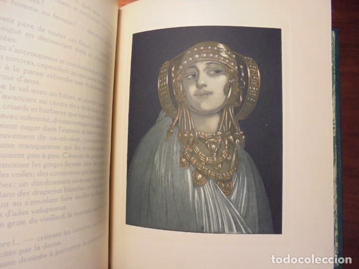 Libros antiguos: BIBLIOFILIA. BLASCO IBAÑEZ. SONICA. EROTICA. EDICIÓN NUMERADA. 1928. - Foto 12 - 197867911