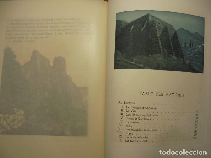Libros antiguos: BIBLIOFILIA. BLASCO IBAÑEZ. SONICA. EROTICA. EDICIÓN NUMERADA. 1928. - Foto 15 - 197867911