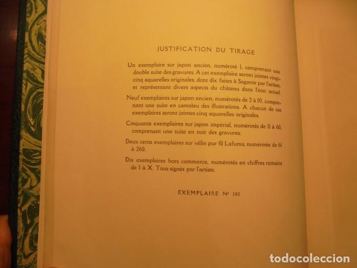 Libros antiguos: BIBLIOFILIA. BLASCO IBAÑEZ. SONICA. EROTICA. EDICIÓN NUMERADA. 1928. - Foto 16 - 197867911