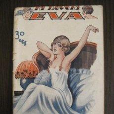 Libros antiguos: LA NOVELA EVA-CASADA...Y COMO SI NADA-NUM·6-ILUSTRACIONES KIF-NOVELA EROTICA-VER FOTOS-(V-19.555). Lote 201326771