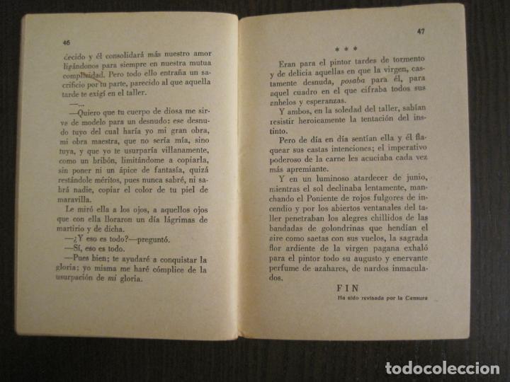 Libros antiguos: LA NOVELA EVA-EL CASO DE CLARITA-NUM·8-ILUSTRACIONES KIF-NOVELA EROTICA-VER FOTOS-(V-19.558) - Foto 6 - 201327211