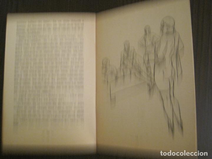 Libros antiguos: LA NOVELA PICARA-UN TRIO DE PROJIMAS-NUM·57-ILUSTRACIONES ARGUS-NOVELA EROTICA-VER FOTOS-(V-19.559) - Foto 6 - 201327365