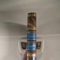 Libros antiguos: 1916 LA COQUITO - JOAQUÍN BELDA. PRIMERA EDICIÓN. Lote 202071387