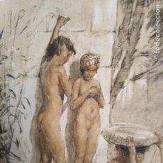 Libros antiguos: EROTICA PIERRE LOUYS ARCHIPEL EDITIONS MONTAIGNE PARIS 1930 ED NUMERADA GRABADOS VER FOTOS. Lote 203028558