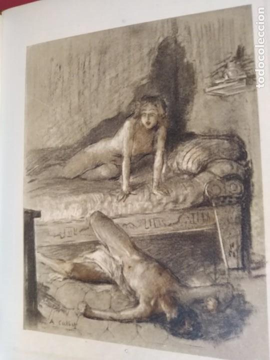 EROTICA PIERRE LOUYS CONTES EDITIONS MONTAIGNE PARIS 1930 ED NUMERADA GRABADOS VER FOTOS (Libros antiguos (hasta 1936), raros y curiosos - Literatura - Narrativa - Erótica)