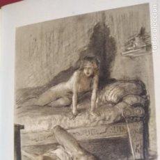 Libros antiguos: EROTICA PIERRE LOUYS CONTES EDITIONS MONTAIGNE PARIS 1930 ED NUMERADA GRABADOS VER FOTOS. Lote 203030727