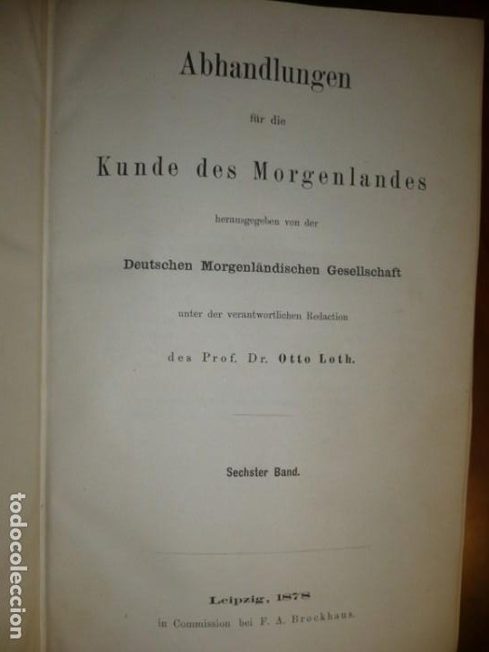 Libros antiguos: THE KALPASUTRA OF BHADRABAHU HERMANN JACOBI 1879 LEIPZIG - Foto 4 - 204103813