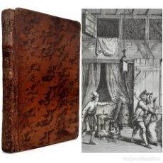 Libros antiguos: 1782 - LOS PLACERES DEL AMOR. CUENTOS Y POEMAS GALANTES - LITERATURA ERÓTICA ILUSTRADA, SIGLO XVIII. Lote 205532241