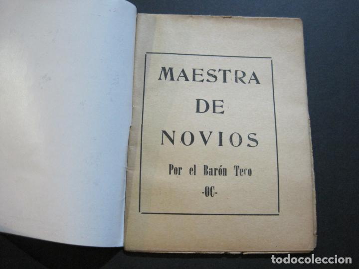Libros antiguos: MAESTRA DE NOVIOS-NOVELA EROTICO CON FOTOS-COL·CEST SI BON-Nº 35-VER FOTOS-(V-20.259) - Foto 6 - 206157978