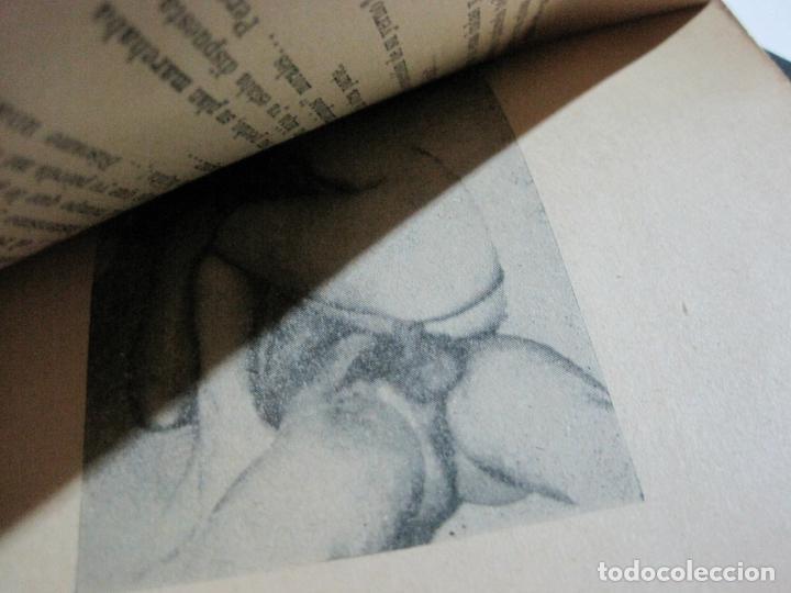 Libros antiguos: MAESTRA DE NOVIOS-NOVELA EROTICO CON FOTOS-COL·CEST SI BON-Nº 35-VER FOTOS-(V-20.259) - Foto 9 - 206157978