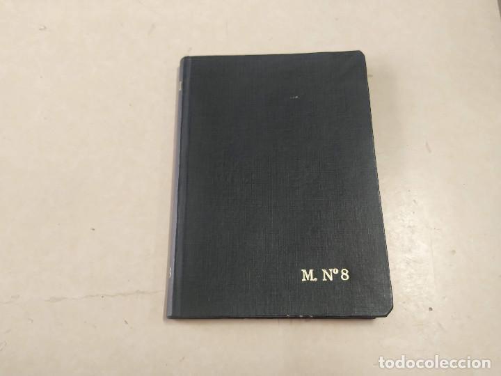 Libros antiguos: FACSÍMIL - CERRADO DE NOCHE - JUAN DEL VAL - LA NOVELA MODERNA Nº 8 - Foto 3 - 206263836