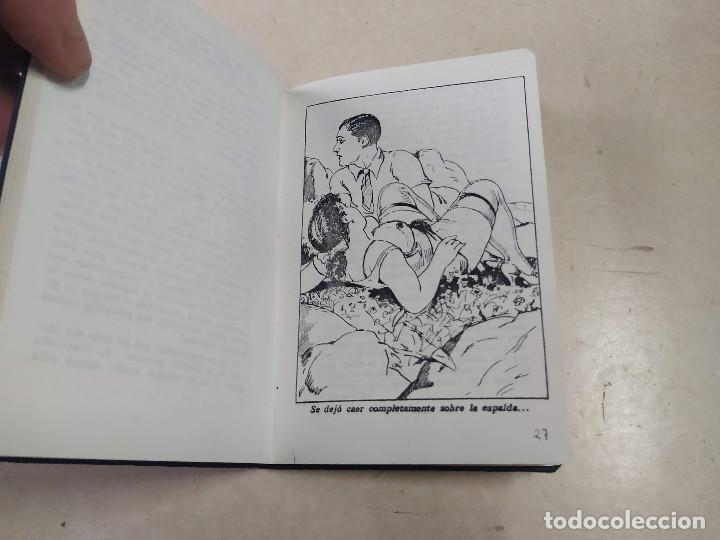 Libros antiguos: FACSÍMIL - ISABELITA Y LAS OTRAS - JULIÁN DEL SOTÓN - LA NOVELA DELICIOSA Nº 56 - Foto 3 - 206266490