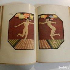 Libros antiguos: POUPÉE JAPONAISE - CHAMPSAUR FÉLICIEN 1912 LIBRO EROTICA LESBIANISMO LIMITADO 50 UDS LIVRE EROTISME. Lote 207484801