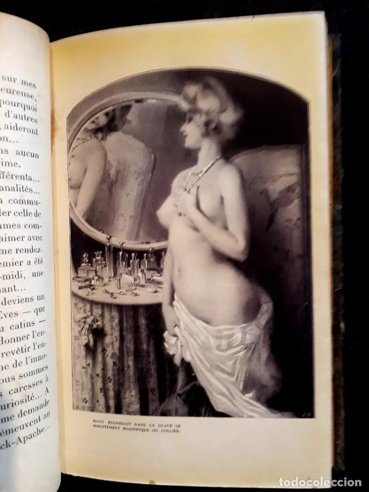 MAUD. FEMME DU MONDE CAMBRIOLEUSE. ANTONIN RESCHAL. C. 1900 ILUSTRADO KIRCHNER, EROTISMO MACEDONIO (Libros antiguos (hasta 1936), raros y curiosos - Literatura - Narrativa - Erótica)