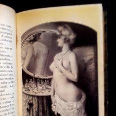 Libros antiguos: MAUD. FEMME DU MONDE CAMBRIOLEUSE. ANTONIN RESCHAL. C. 1900 ILUSTRADO KIRCHNER, EROTISMO MACEDONIO. Lote 208069066